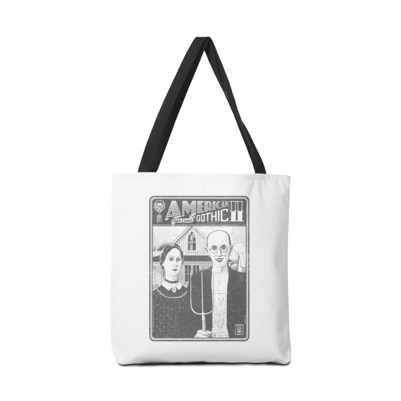 American Gothic 2.0 Accessories Bag by Victor Calahan