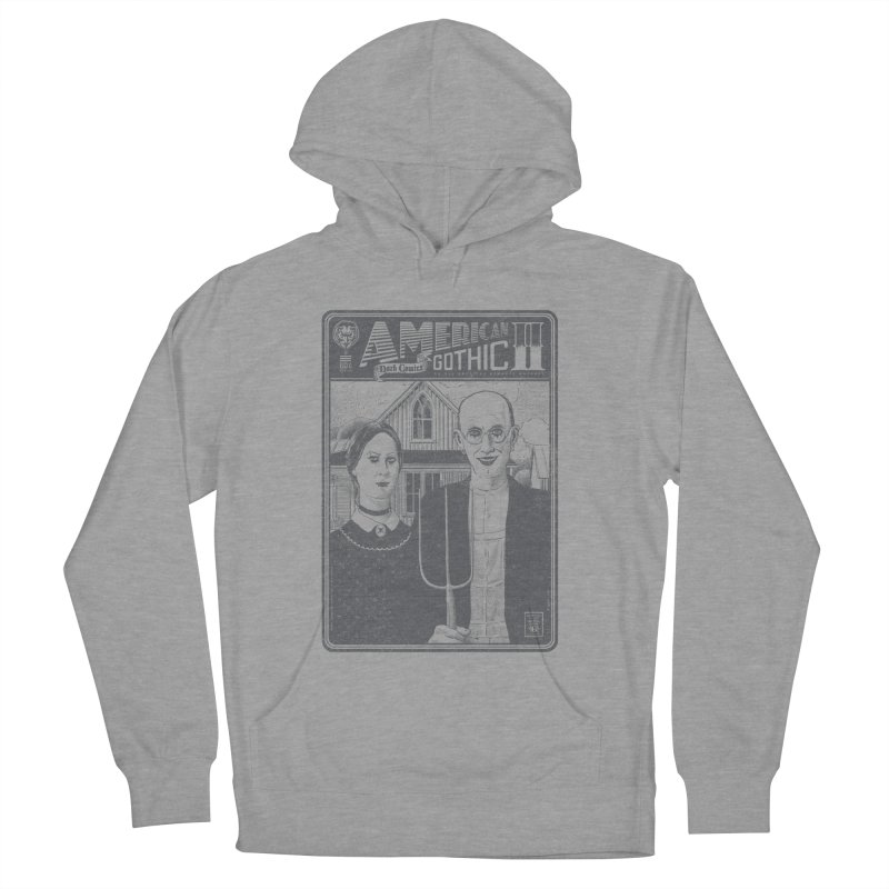 American Gothic 2.0 Men's Pullover Hoody by Victor Calahan