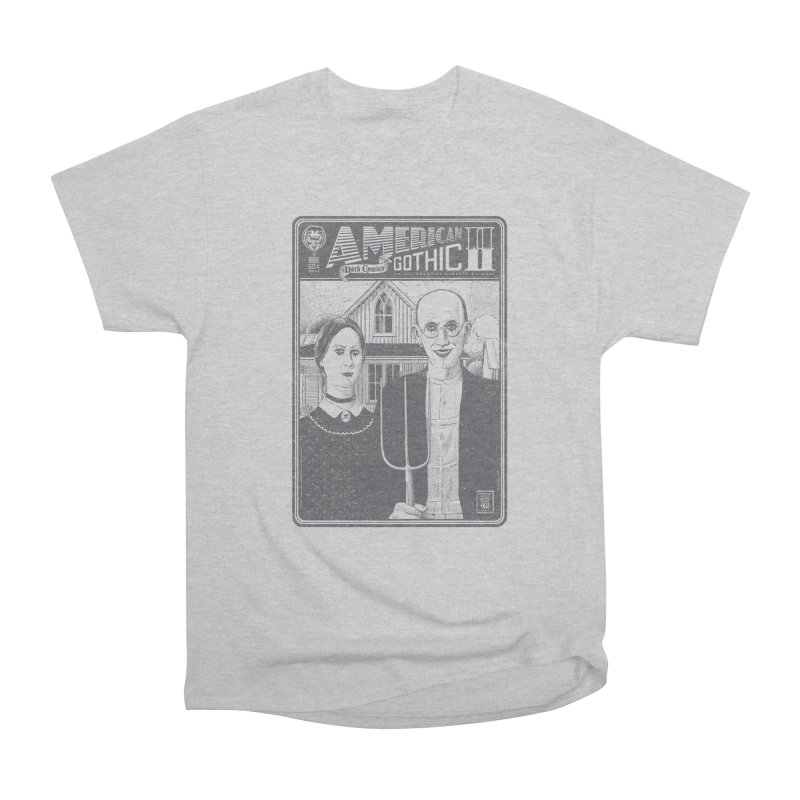 American Gothic 2.0 Men's Classic T-Shirt by Victor Calahan