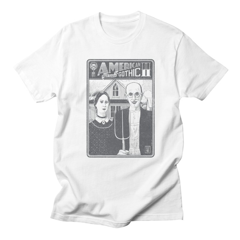 American Gothic 2.0 Women's Unisex T-Shirt by Victor Calahan