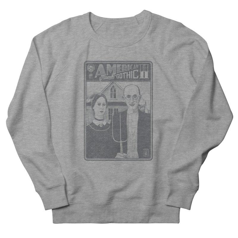 American Gothic 2.0 Men's Sweatshirt by Victor Calahan