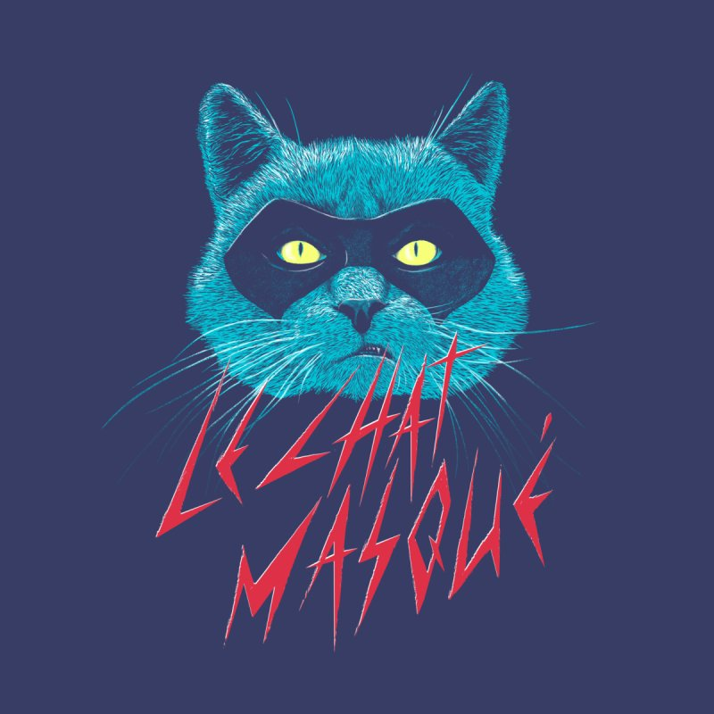 Le Chat Masqué by Victor Calahan