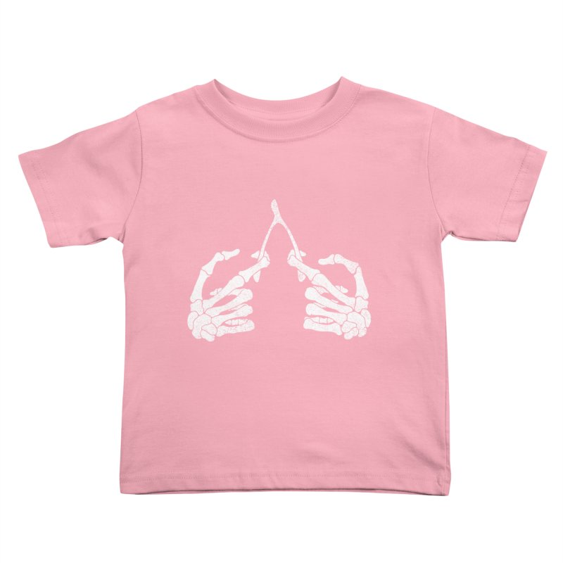 Wishbones Kids Toddler T-Shirt by Victor Calahan