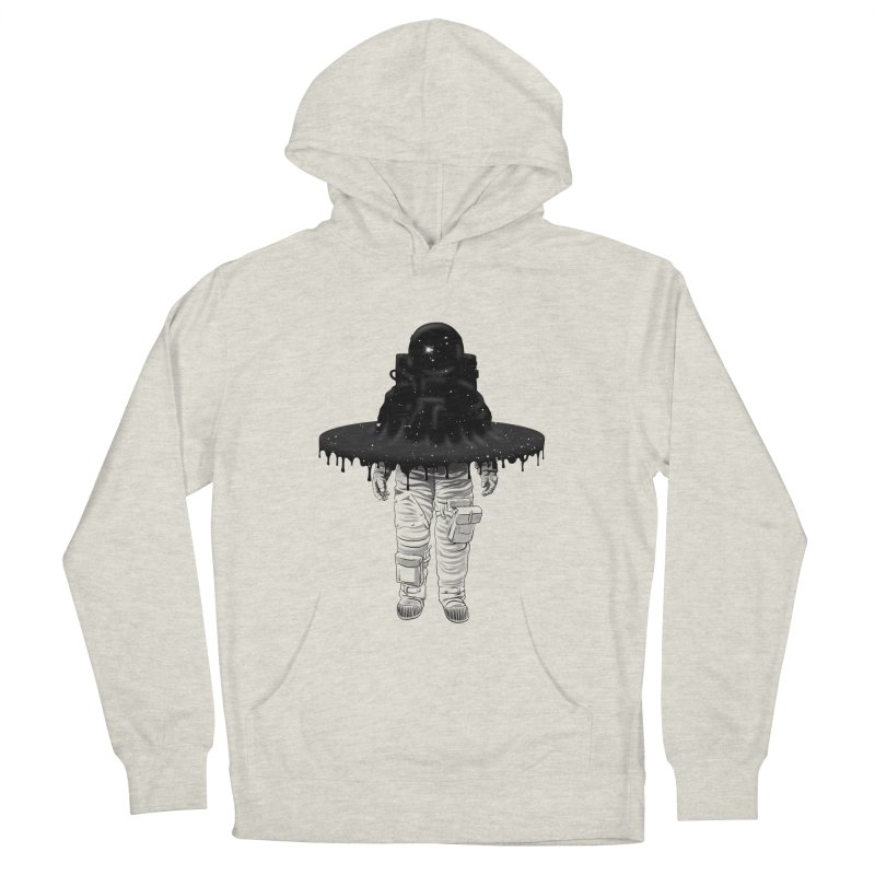 Through the Black Hole Women's Pullover Hoody by Victor Calahan
