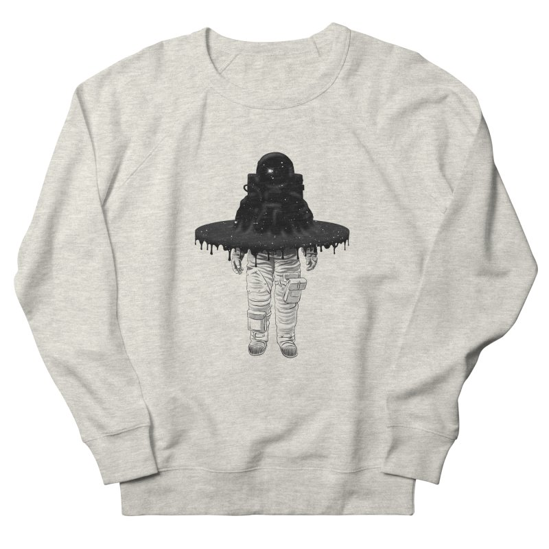 Through the Black Hole Women's Sweatshirt by Victor Calahan