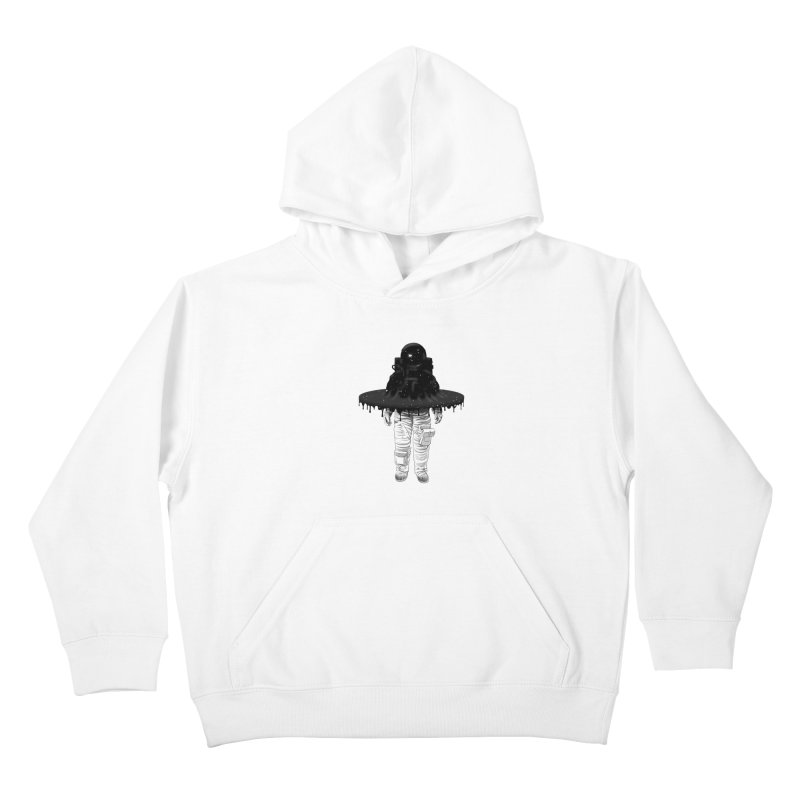 Through the Black Hole Kids Pullover Hoody by Victor Calahan