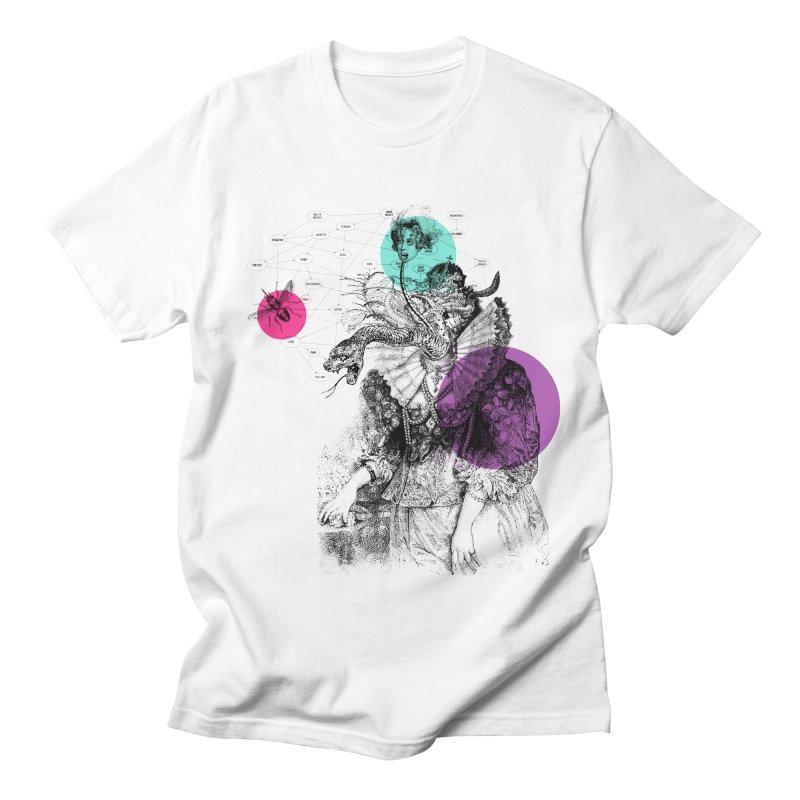 Le Rêve de Madame K Men's T-Shirt by Victor Calahan