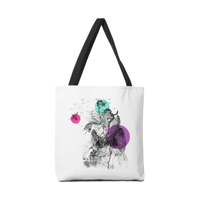 Le Rêve de Madame K Accessories Bag by Victor Calahan