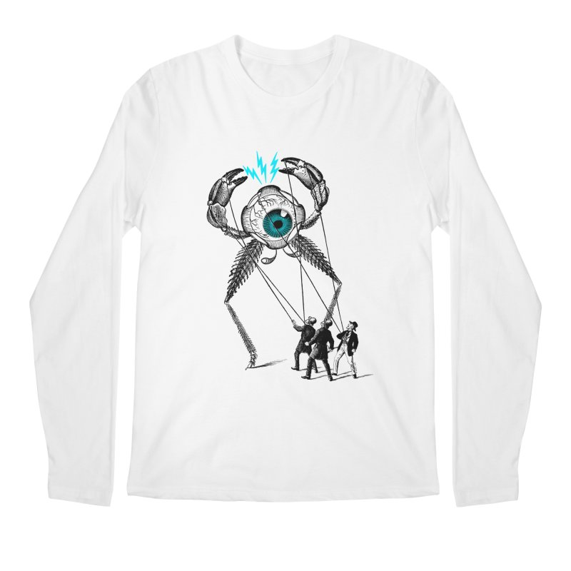 The Taming Men's Longsleeve T-Shirt by Victor Calahan