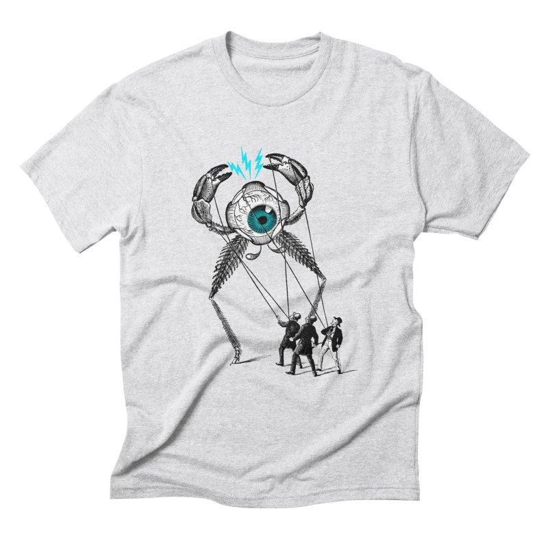 The Taming Men's Triblend T-Shirt by Victor Calahan