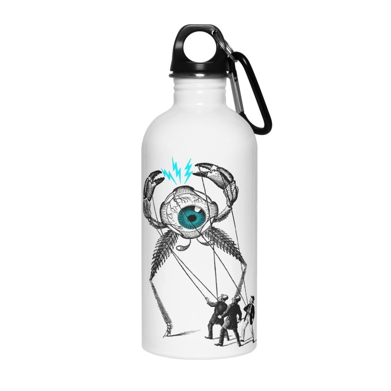 The Taming Accessories Water Bottle by Victor Calahan