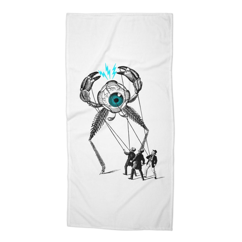 The Taming Accessories Beach Towel by Victor Calahan