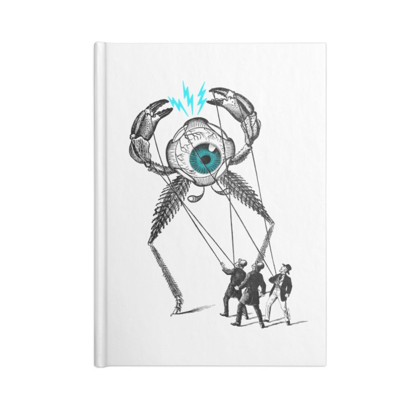 The Taming Accessories Notebook by Victor Calahan