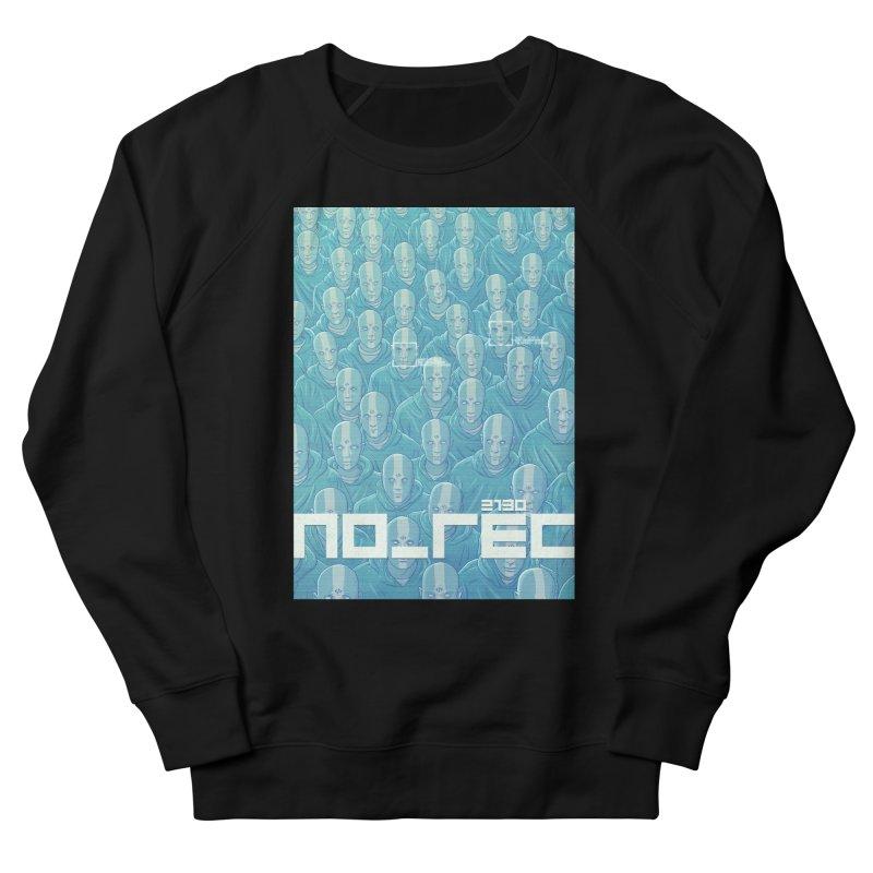 NO_REC 2130 Women's Sweatshirt by Victor Calahan