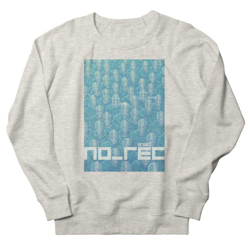 NO_REC 2130 Men's Sweatshirt by Victor Calahan