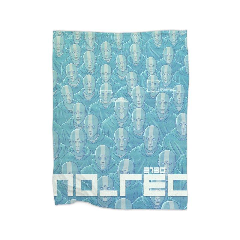 NO_REC 2130 Home Fleece Blanket by Victor Calahan