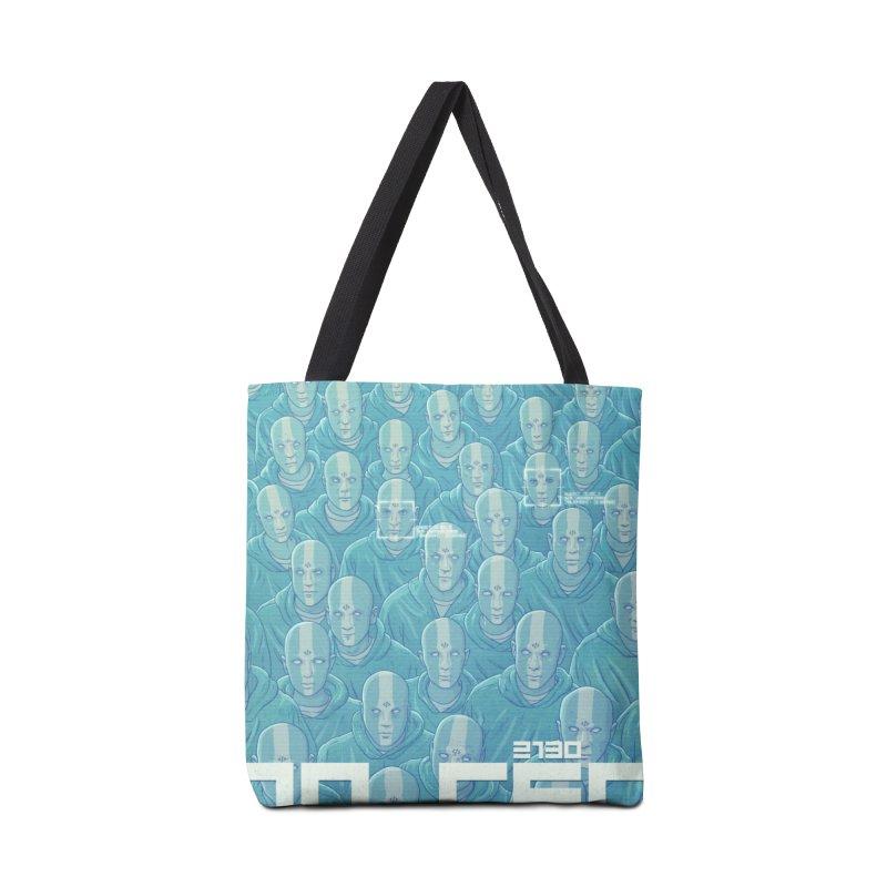 NO_REC 2130 Accessories Bag by Victor Calahan