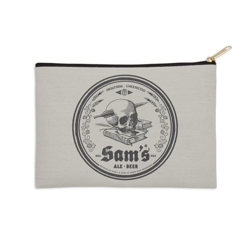 Sam's Accessories Zip Pouch by Victor Calahan
