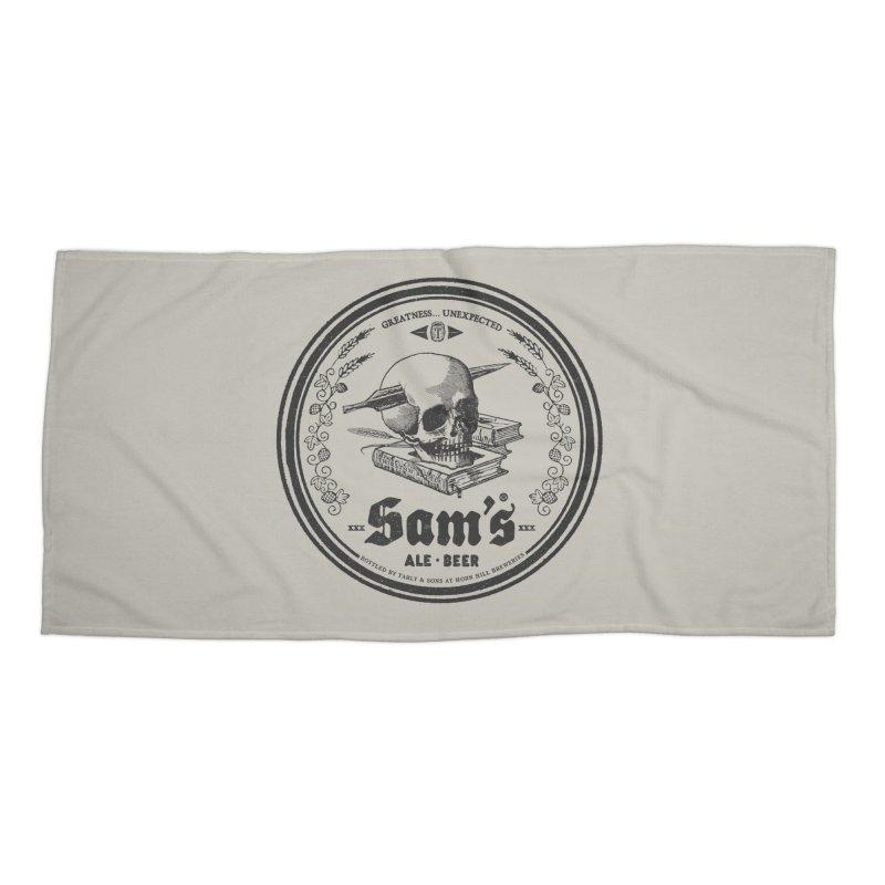 Sam's Accessories Beach Towel by Victor Calahan