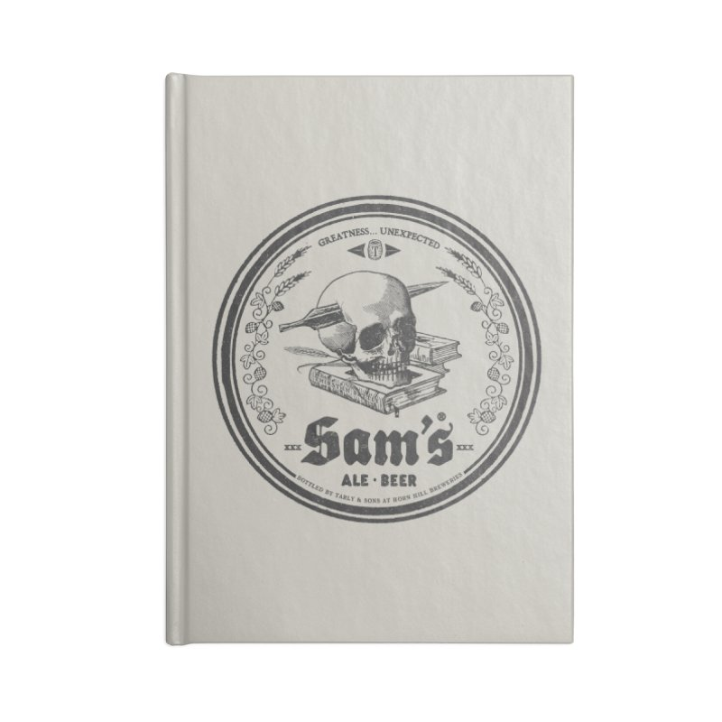 Sam's Accessories Notebook by Victor Calahan