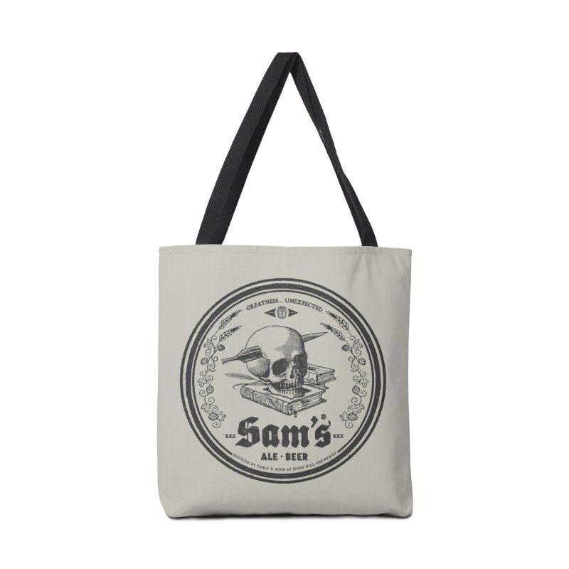 Sam's Accessories Bag by Victor Calahan