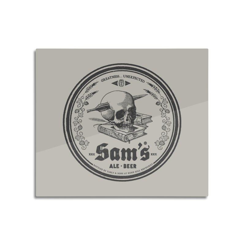 Sam's Home Mounted Acrylic Print by Victor Calahan