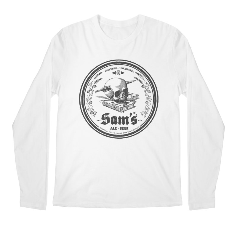 Sam's Men's Longsleeve T-Shirt by Victor Calahan