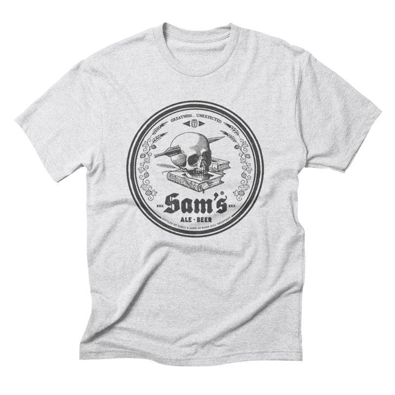 Sam's Men's Triblend T-Shirt by Victor Calahan