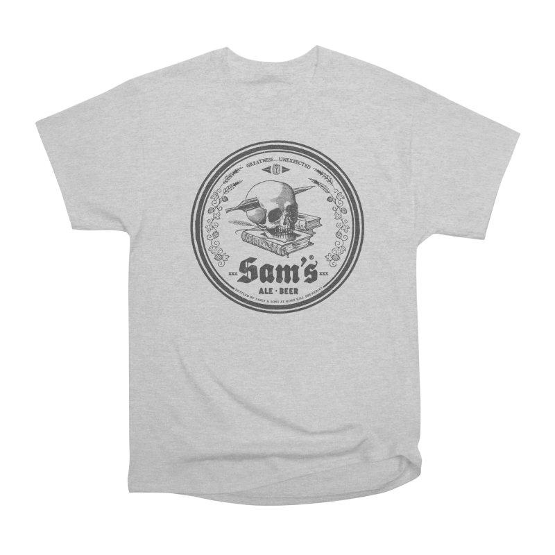 Sam's Women's Heavyweight Unisex T-Shirt by Victor Calahan