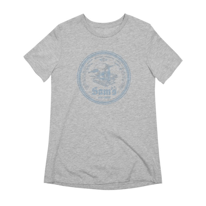 Greatness Unexpected Women's Extra Soft T-Shirt by Victor Calahan