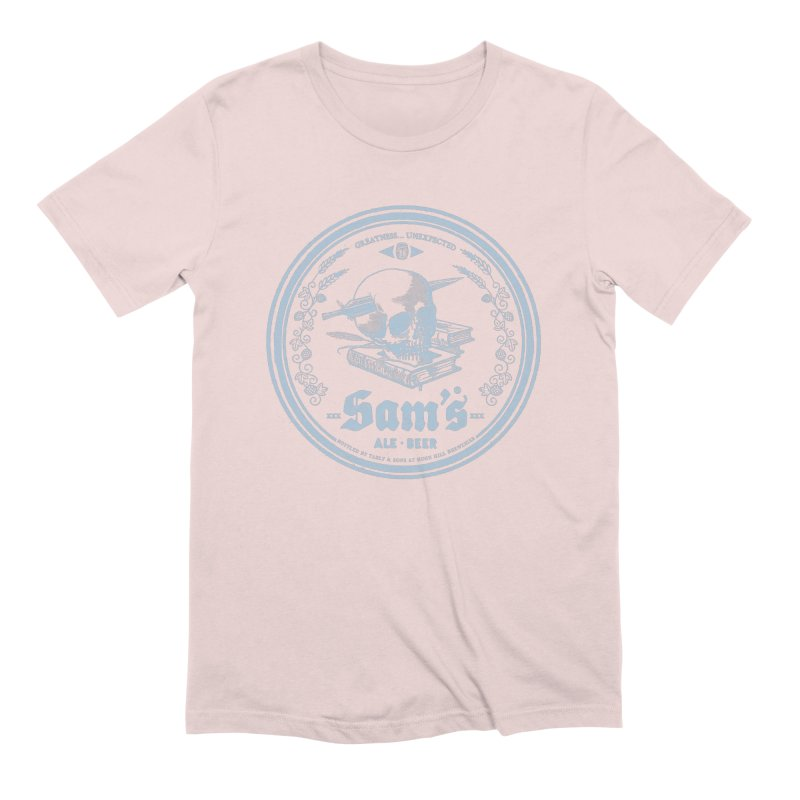Greatness Unexpected Men's Extra Soft T-Shirt by Victor Calahan