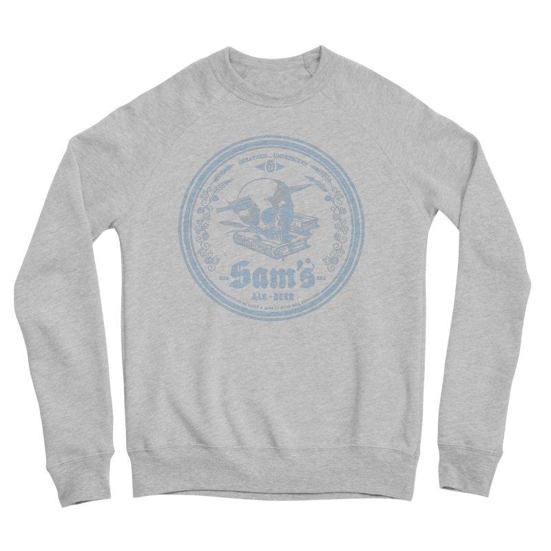 Greatness Unexpected Men's Sponge Fleece Sweatshirt by Victor Calahan