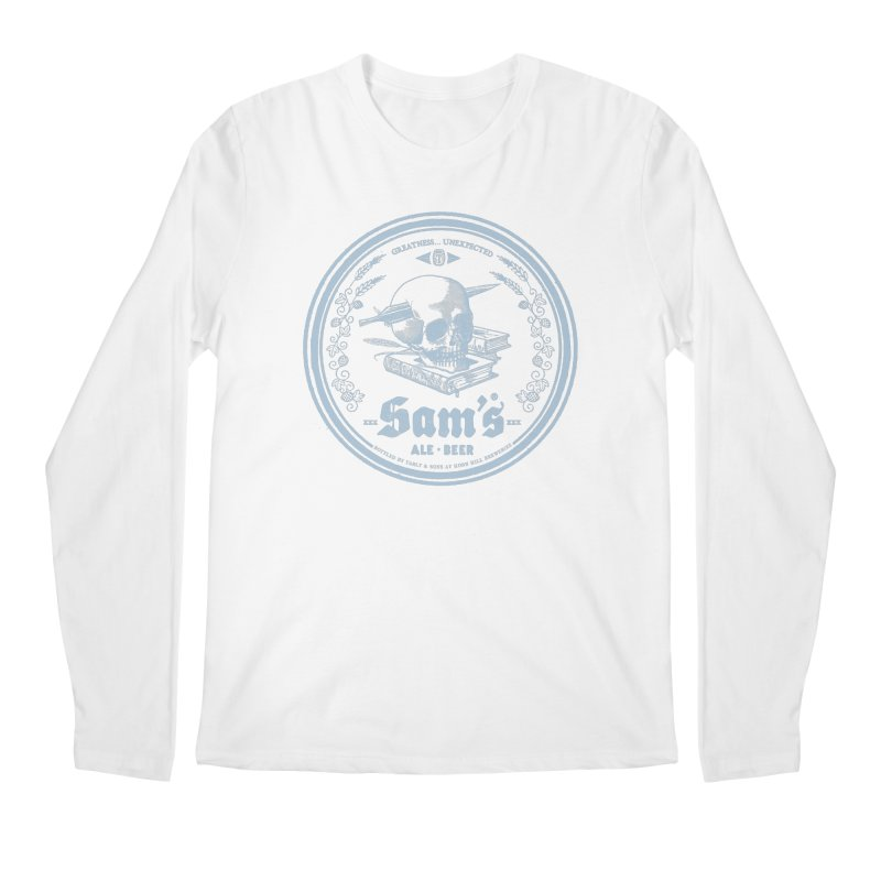 Greatness Unexpected Men's Regular Longsleeve T-Shirt by Victor Calahan
