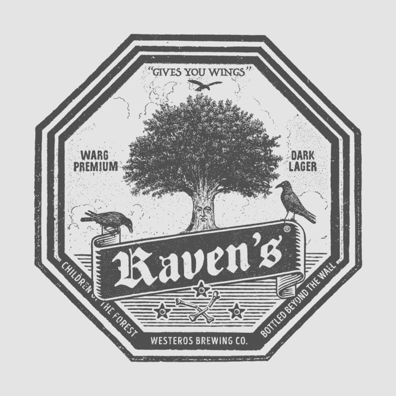 Raven's Home Bath Mat by Victor Calahan