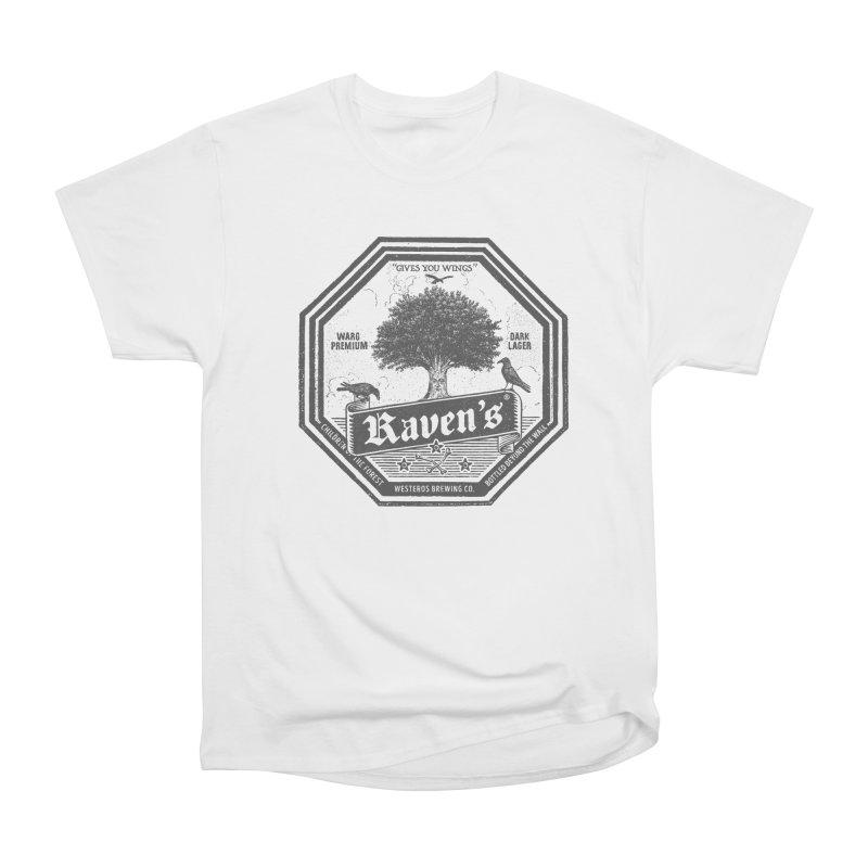 Raven's Women's Classic Unisex T-Shirt by Victor Calahan