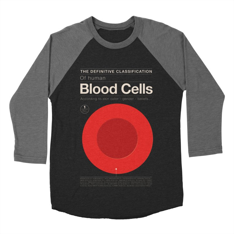 One Cell to Rule Them All Men's Baseball Triblend T-Shirt by Victor Calahan