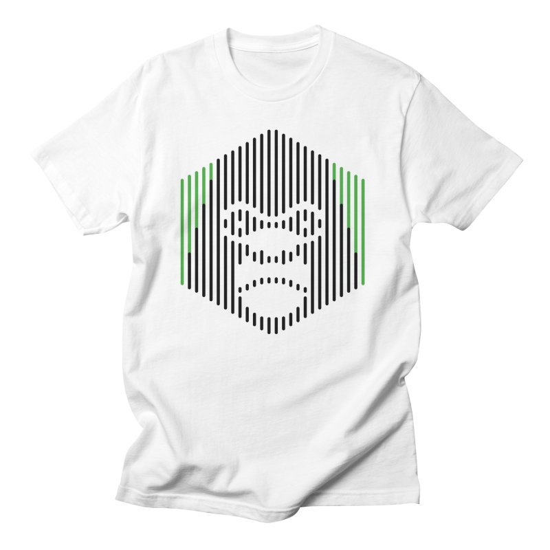 Gorilla Men's T-Shirt by Victor Calahan