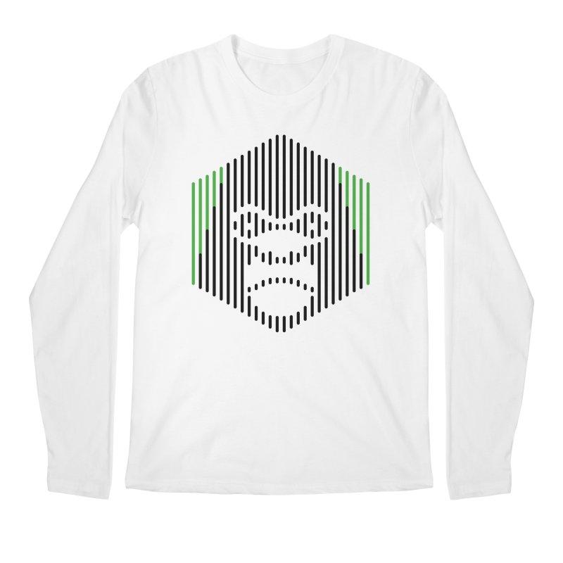 Gorilla Men's Longsleeve T-Shirt by Victor Calahan
