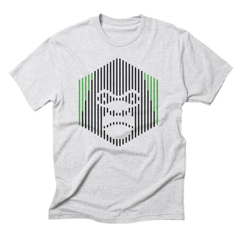 Gorilla Men's Triblend T-Shirt by Victor Calahan