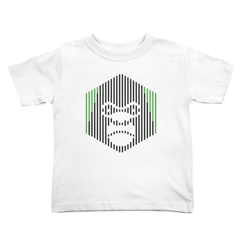 Gorilla Kids Toddler T-Shirt by Victor Calahan