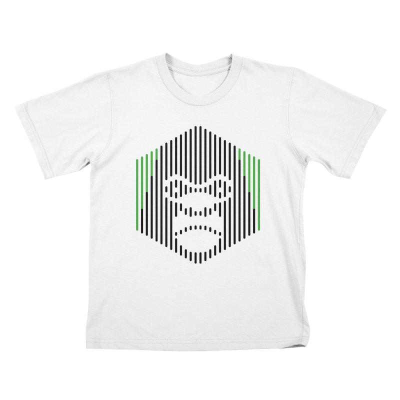 Gorilla Kids T-Shirt by Victor Calahan