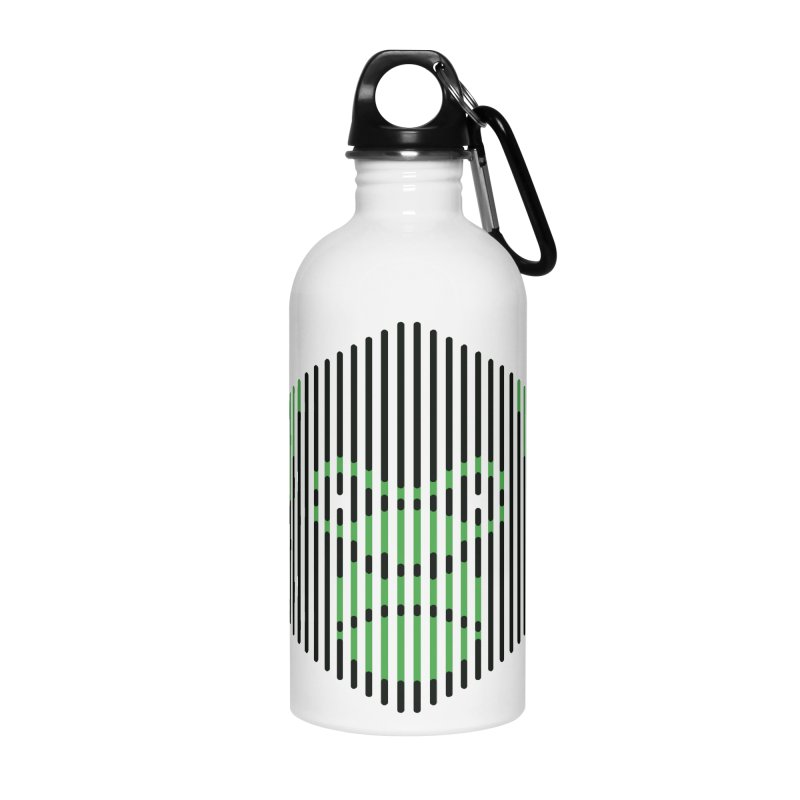 Apertures Accessories Water Bottle by Victor Calahan