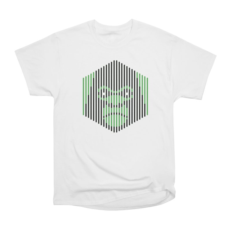Apertures Women's Heavyweight Unisex T-Shirt by Victor Calahan