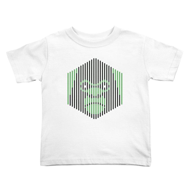 Apertures Kids Toddler T-Shirt by Victor Calahan