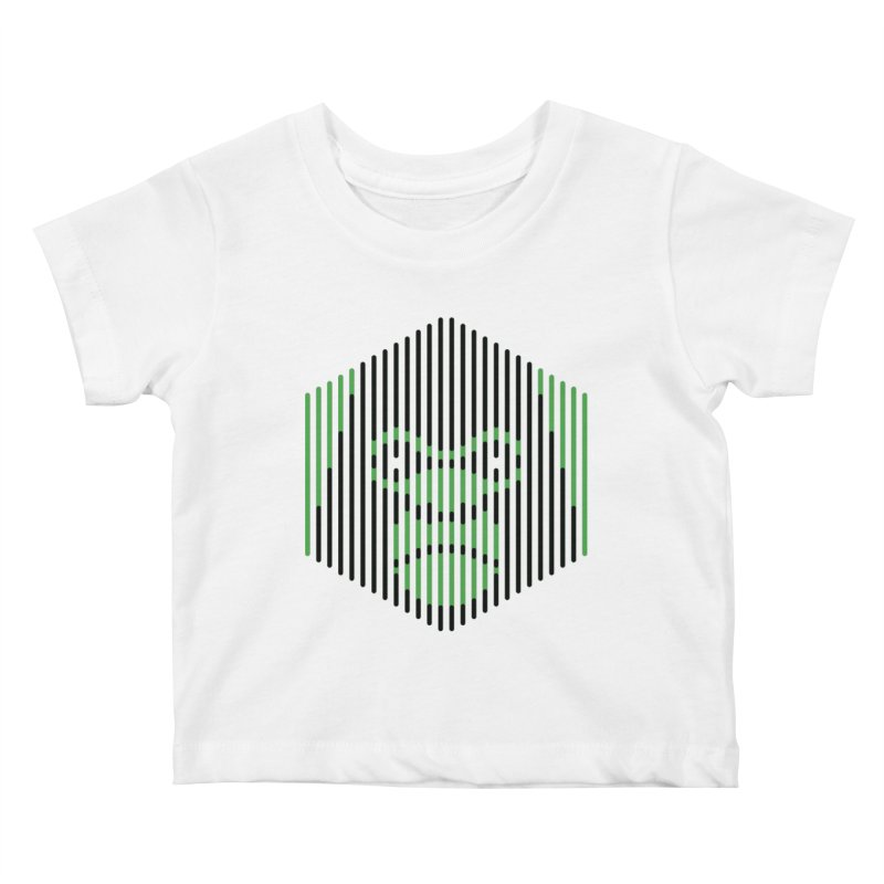 Apertures Kids Baby T-Shirt by Victor Calahan