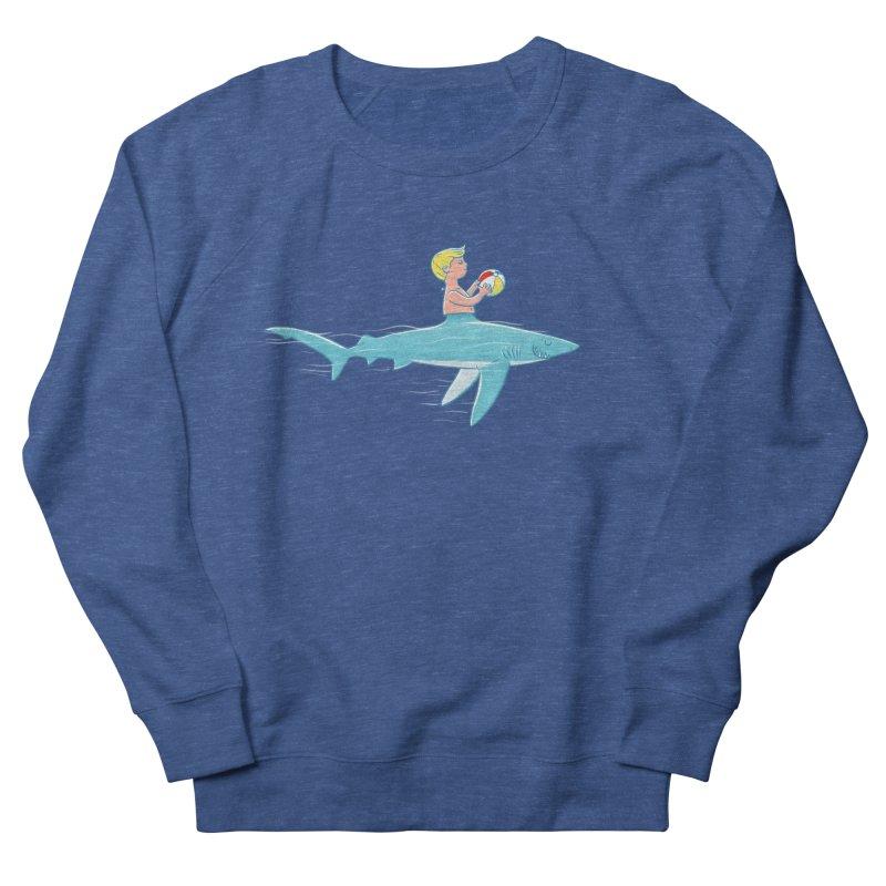 Shark Bait Men's Sweatshirt by Victor Calahan