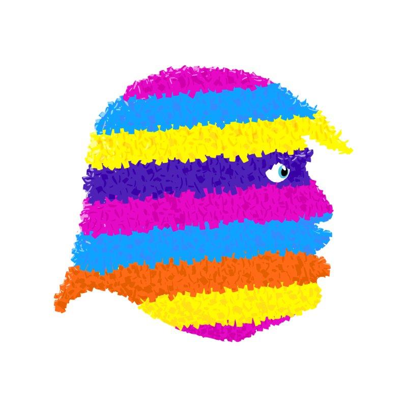 Trumpiñata Men's Sweatshirt by Victor Calahan