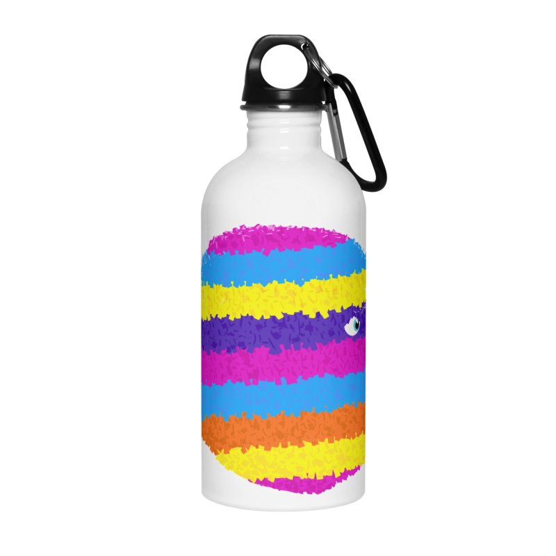 Trumpiñata Accessories Water Bottle by Victor Calahan