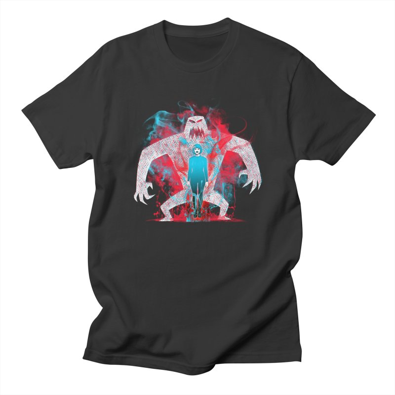 We are the Machine that Bleeds Women's Unisex T-Shirt by Victor Calahan