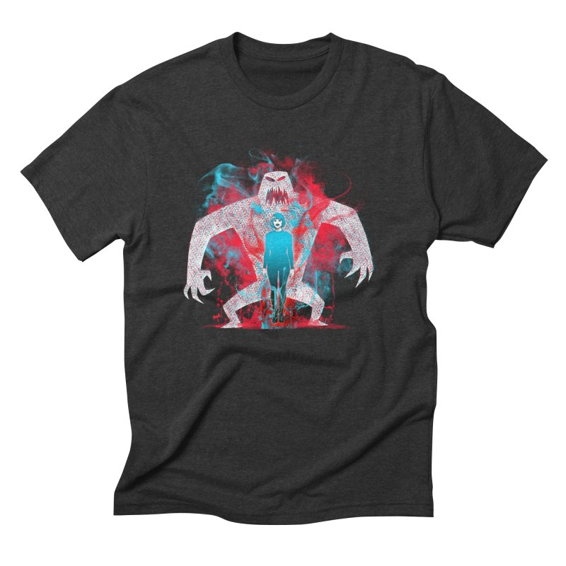 We are the Machine that Bleeds Men's Triblend T-Shirt by Victor Calahan
